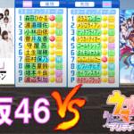 ゆっかー大歓喜!🐎櫻坂46 vs ウマ娘🐎【パワプロ2021】