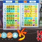 ゆるキャン△のキャラクター達と、水曜どうでしょうのゲスト達が野球で対決!【パワプロ2021】