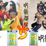 48-フォーエイト VS 呪術高専(呪術廻戦)【パワプロ2021】