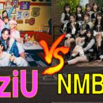 NiziU と NMB48が野球交流戦を行なった結果…!!【パワプロ2021】